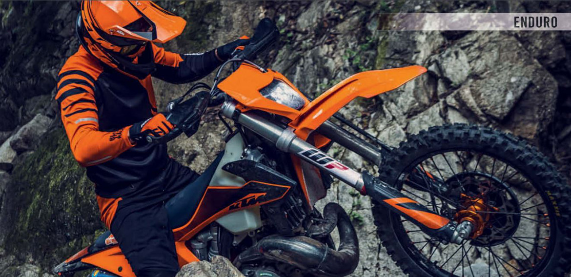 Enduro 2020 - am Lager