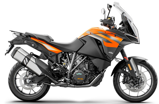 KTM 1290 Super Adventure S orange 2020 - Unrivalled Performance